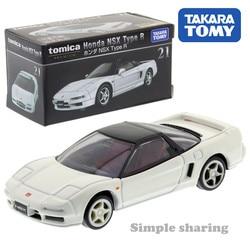 Tomica premium n. ° 21 honda nsx tipo r 1:60 takara tomy coleção automóvel super esportes motores de carro veículo diecast metal modelo brinquedos