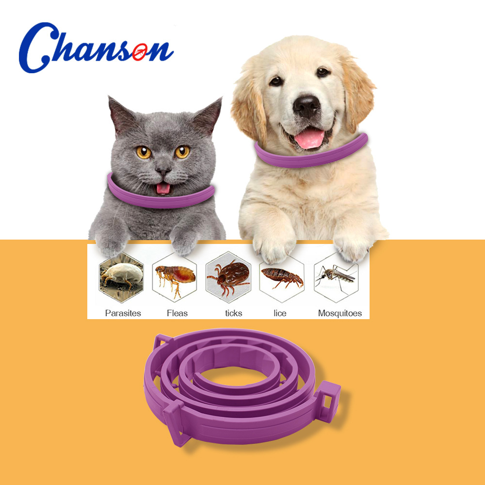 Hot Sales-Anti-mosquito Flea Pet Collar Pest Control Dogs And Cats Universal Lice