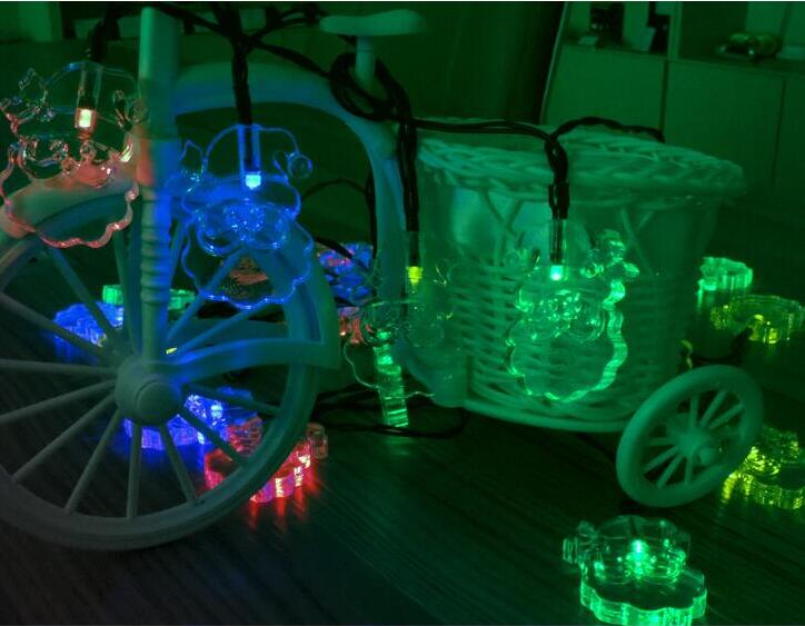 3M 20 Led LED String Light Christmas Events Party Decoration Lights Colorful Holiday