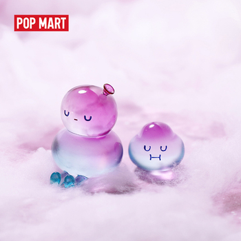 POP MART BOBO and COCO Basic series Toys figure Action Blind Box Figure Birthday Gift Kid Toy free shipping