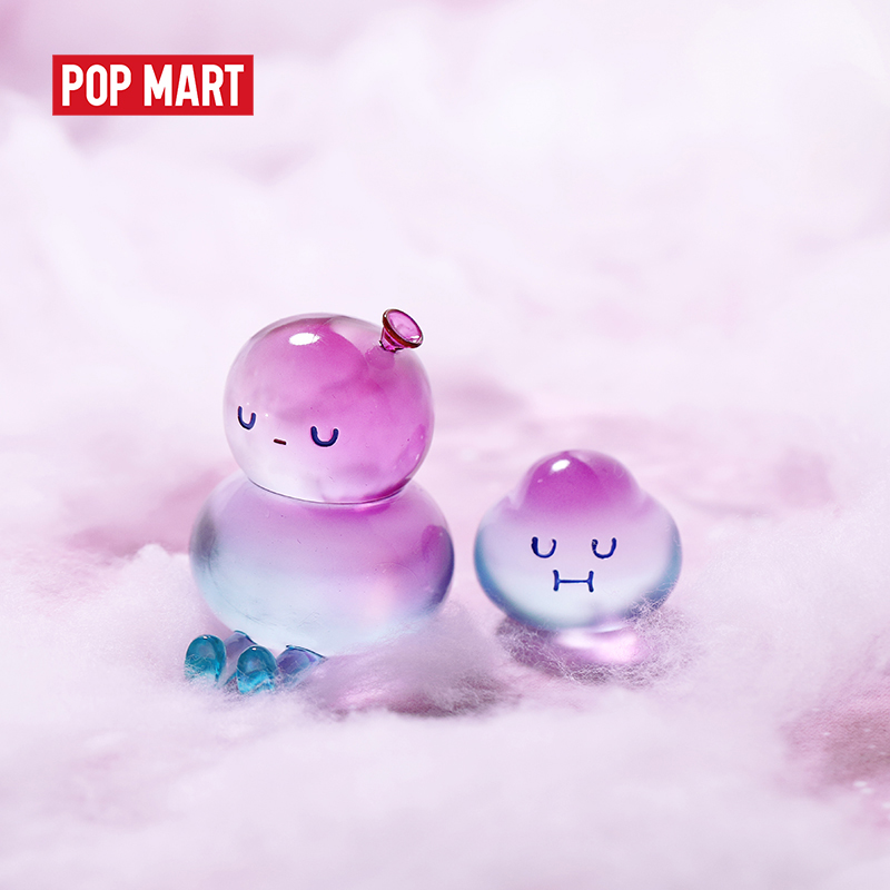 POPMART BOBO and COCO Basic series Toys figure Action Figure Birthday Gift Kid Toy free shipping(China)