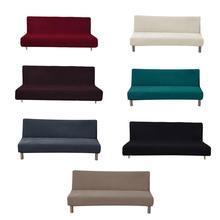 Waterproof Functional Check Polar Fleece Sofa Cover Thickening Comfortable Elastic Universal One-Piece