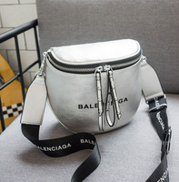 Bag Women's 2019 New Style Fashion Bucket Bag Single shoulder Crossbody Bag Casual WOMEN'S Fashion Handbag Paris Home Factory Wh