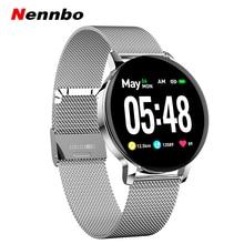 R5 Bluetooth Smart Watch Men Women Heart Rate Blood Pressure
