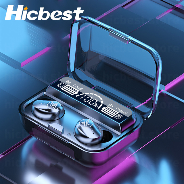 Blutooth Earphon Wirless for iPhon Wireless Headphones Sport Bluetooth 5.1 Earphones fro iPhone SE 11 Pro 8 X Samsung S20 S10 S9