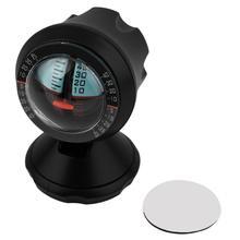 Kąt nachylenia miernik poziomu Finder narzędzie Gradient Balancer samochód inklinometr gorąca sprzedaży