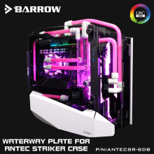 Waterway-Boards Striker-Case Barrow ANTECSR-SDB Intel GPU Single for Building