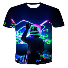 2021 nowy Casual kolorowe moda śmieszne 3D Print t-shirt Unisex t-shirty męskie damskie t shirt tanie tanio Daily SHORT CN (pochodzenie) POLIESTER Linen summer HIP HOP Z okrągłym kołnierzykiem tops Z KRÓTKIM RĘKAWEM routine