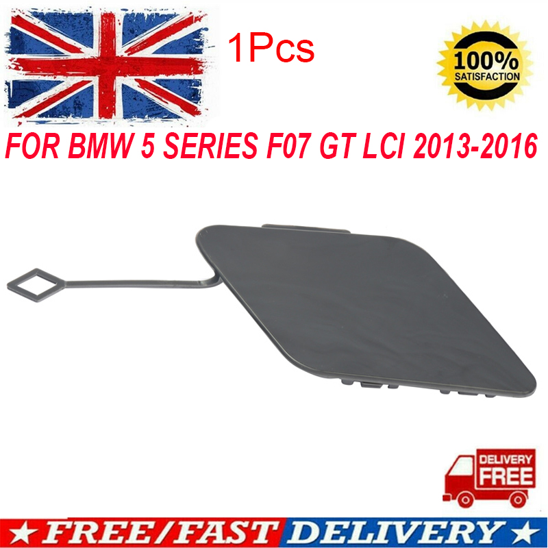 MagicKit 1X FOR <font><b>BMW</b></font> 5 SERIES <font><b>F07</b></font> <font><b>GT</b></font> 13-16 LCI FRONT <font><b>BUMPER</b></font> TOW HOOK EYE COVER 51117332667 image