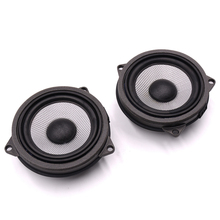 ghxamp 3 inch 3ohm 20w for woofer full range midrange speaker low frequency paper pots neodymium voice coil large stroke Car midrange speaker for BMW F10 F11 F30 F32 G30 G38 series original 4.5 inch full range frequency loudspeaker audio stereo