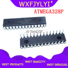 1pcs/lot  ATMEGA328P CHIP ATMEGA328 ATMEGA328P PU MCU AVR 32K 20MHz FLASH DIP 28