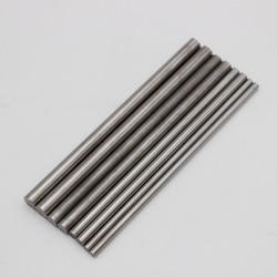 Pręty wolframowe/wolframowe 99.999% czystej średnicy 0.01mm do 100mm|Elektrody wolframowe|Narzędzia -