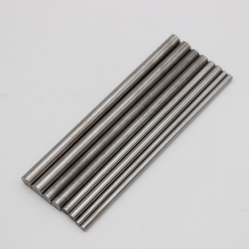 Tungsten/wolfram Wire Rods 99.999% Pure 0.01mm To 100mm Diameter