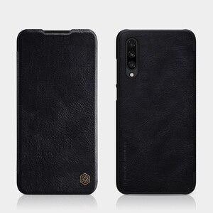 Image 3 - For Xiaomi mi A3 Case Cover for xiaomi mi cc9e NILLKIN Vintage Qin Flip Cover wallet PU leather PC For Xiaomi Mi CC9 case 6.39