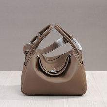 2020 Chest Package Head Layer Cowhide Single Shoulder Handbag Genuine Leather Woman Package Package(China)