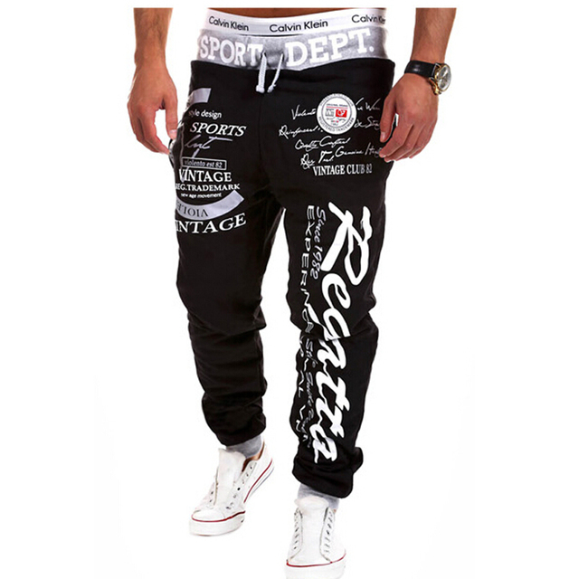 Hirigin Spring Winter Plus Size Mens Casual Cotton Thick Warm Jogger Dance Sportwear Pants Trousers Sweatpants Gym Wear 2