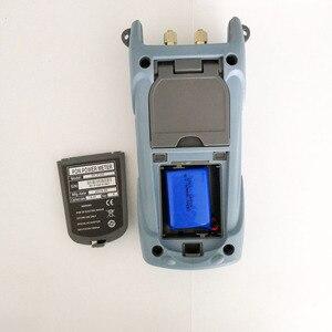 Image 3 - มือถือPON Optical Power Meter PONเครือข่ายการทดสอบความยาวคลื่น (1490nm, 1550nm,1310nm) ONT / OLT RY P100