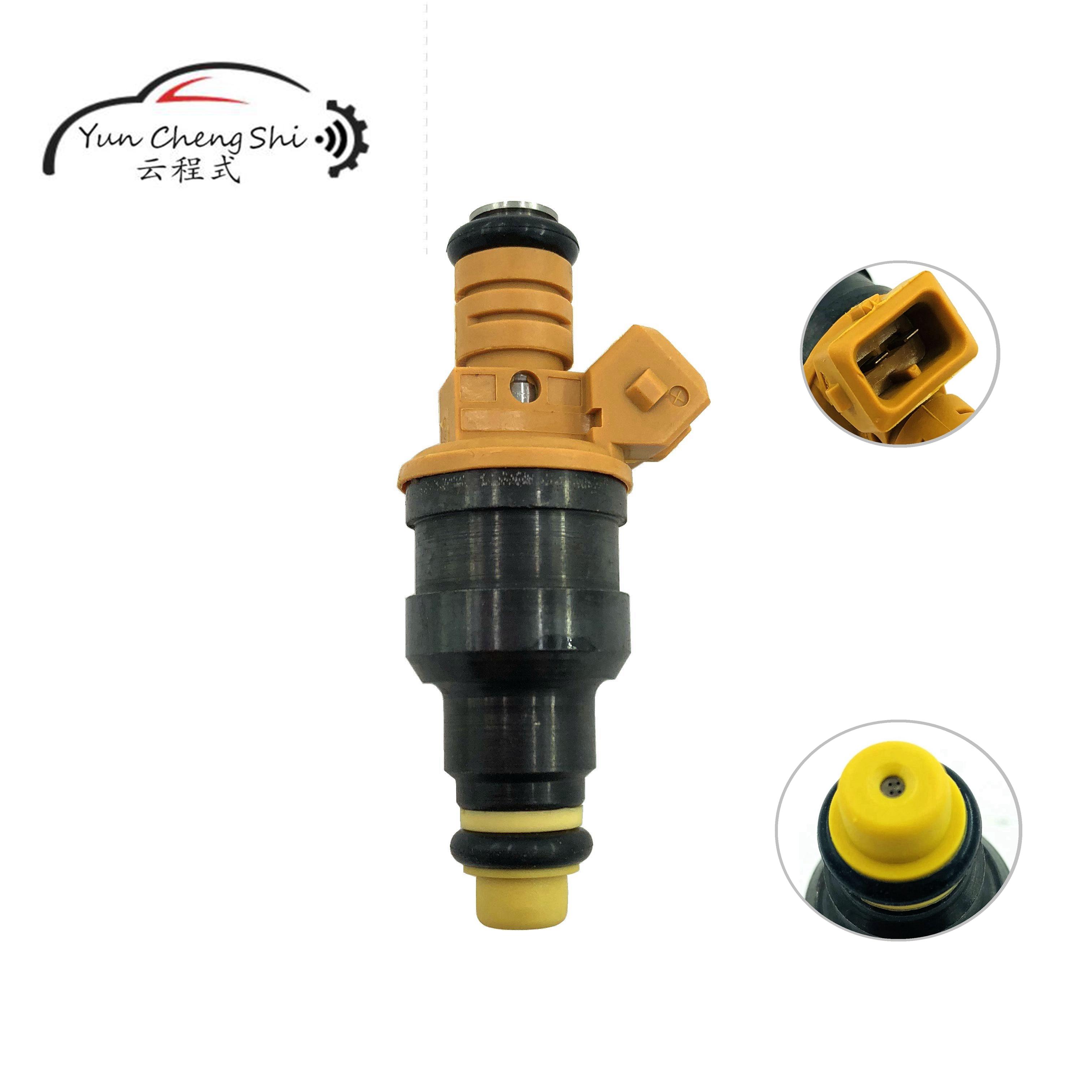 8 pcs 0280150718 Fuel Injector For Ford E-150 F-250 E-350 F-350 F-150  V8 5.4L