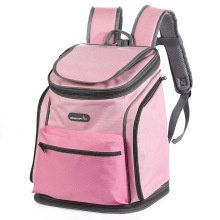 Pet Carrier Dog Front Chest Backpack Five Holes Outdoor Tote Bag Sling Holder Mesh Cat Puppy