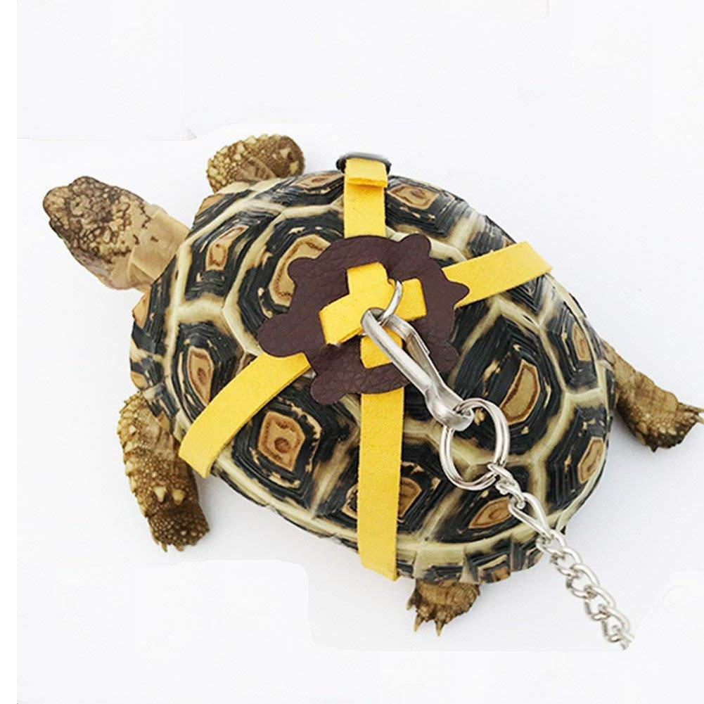 Pet Turtle Traction Belt Control Rope Training Belt Walking Lead Pet Supplies For Small Pet Tortoise