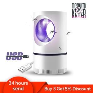Lamp Repellent-Lamp Mosquito-Trap Killer Muggen Anti-Moustique LED