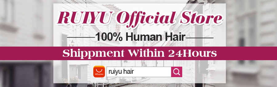 H9b7d90141de84b59b3afd4fe334541a9I Human Hair Brown Bundles With Closure Brazilian Straight Hair Weave Bundles With Closure Middle Ration 10- 26 Inch NonRemy RUIYU