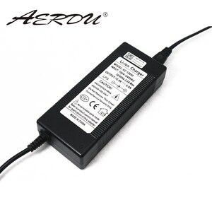 Image 4 - AERDU Adaptador de fuente de alimentación de cargador 3S, 12,6 V, 5A, paquete de batería de litio de 12V, baterías de ion de litio, convertidor de enchufe de CA CC EU/US/AU/UK
