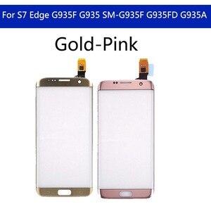 "Image 4 - מקורי 5.5 ""עבור Samsung Galaxy S7 קצה G935F G935 SM G935F G935FD G935A מגע חיישן זכוכית החלפת פנל אין LCD"