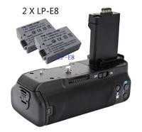 Meike MK 550D MK 550D LCD Battery Grip for Canon EOS 550D 600D 650D 700D/Rebel T2i T3i T4i T5i with battery
