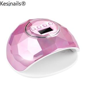 Colorful F6 UV LED Nail Lamp