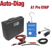 Детектор Утечки дыма A1 Pro EVAP испарительного излучения для автомобиля мотоцикла 12 в автомобильный диагностический инструмент автоматический сканер