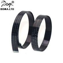 Комплект из 2 предметов Тесты ок печатающая головка кабель для hp 932 933 Печатающая головка для hp 7110 7510 7512 7612 6700 7610 7612 6600 6800 6060 принтер