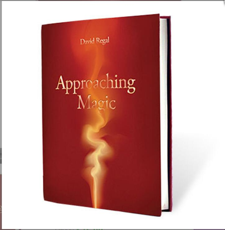David Regal - Approaching Magic  /  Premise, Power, & Participation Vol.1-4  /  The Magic Of David Regal Vol.1-3-Magic TRICKS