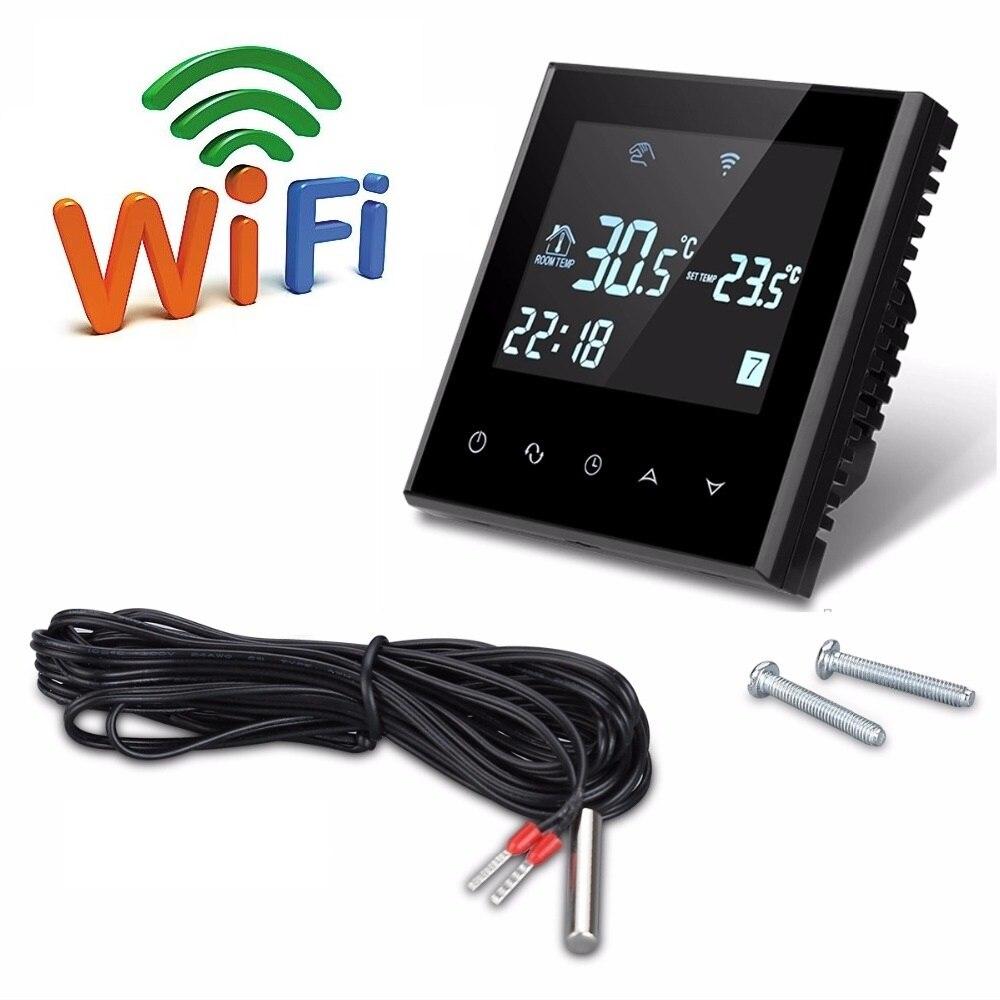 Quality Heating Tapis chauffant /électrique avec thermostat Wi-Fi et application de chauffage
