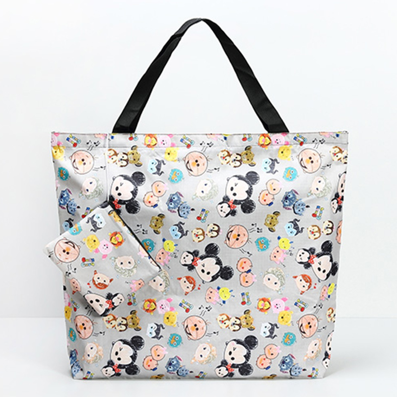 Lightweight Tote Duffel Bag Eoc Friendly Reusable Larger Capacity Travel Storage Bags Waterproof Washable Shoulder Handbag