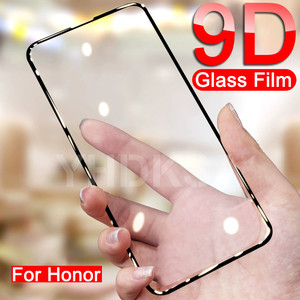 9D Protective Glass For Huawei Honor X10 9X 9A 9C 9S 8X 8A 8C 8S 20S 30S 9i 10i 20i Tempered Screen Protector Glass Safety Film