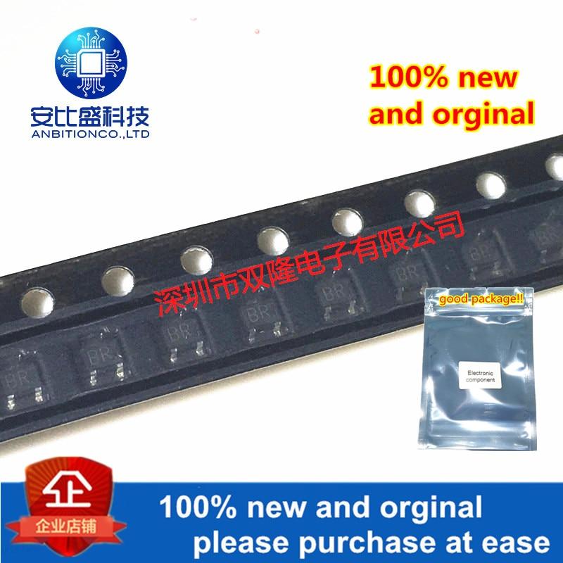 20pcs 100% New And Orginal 2SC4081T106R Silk-screen SOT323 Silk-screen BR  In Stock