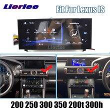 Gps multimídia player para lexus, gps multimídia player para carro é 200 250 300 350 t 200 h 300 2013 android radio sistema de navegação da unidade de vídeo de áudio