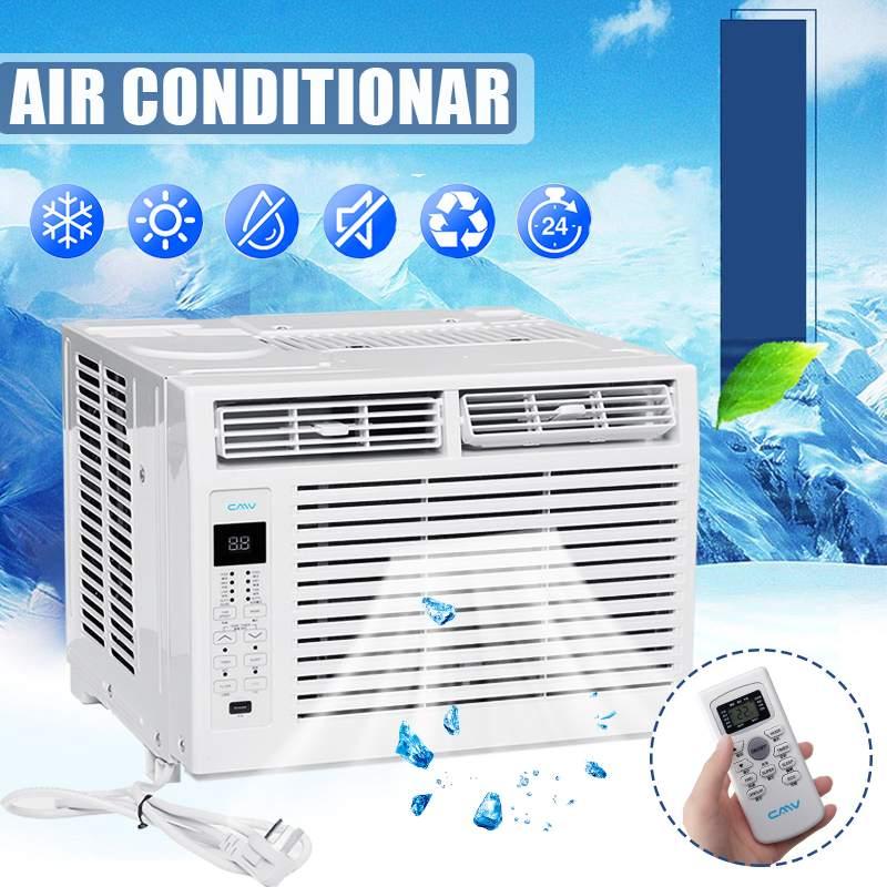 AC200V Desktop Air Conditioner 2500W 24-hour Timer Cold With Remote Control LED Control Panel 9000BTU Pet Air Conditione 50Hz