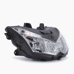 Image 3 - Motoo   The motorcycle head light lamp assembly for Kawasaki Z1000 2010 2011 2012 2013 lighthouse frontlight