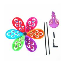 Toy Windmill-Toys Wind-Spinner Kids Peacock 3D for Yard Outdoor Colorful Lovely