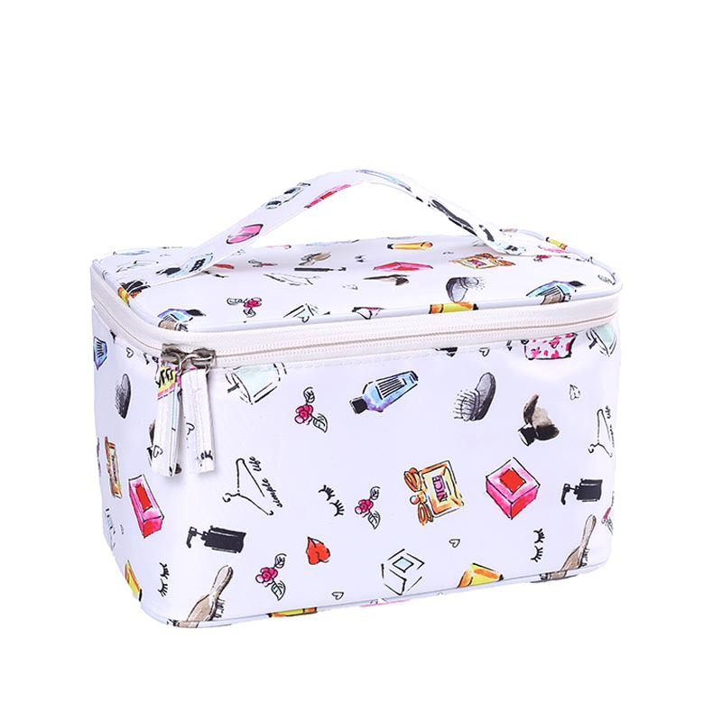 Multifunction Travel Cosmetic Bag Women Makeup Bags Toiletries Organizer Waterproof Female SStorage Make Up Cases