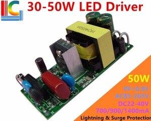 Image 4 - Panel de luz LED adaptador de controlador, fuente de alimentación de AC85 265V, 600mA, 1050mA, 1450mA, transformador de iluminación, envío gratuito, 30W, 36W, 42W, 48W, 50W