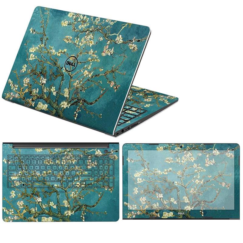 Pegatinas para portátil para DELL G3/3500/3590/3579/3779 portátil del cuerpo etiqueta engomada etiqueta para Dell G5/G7/5500/5590/7500/7790 vinilo protector de la piel