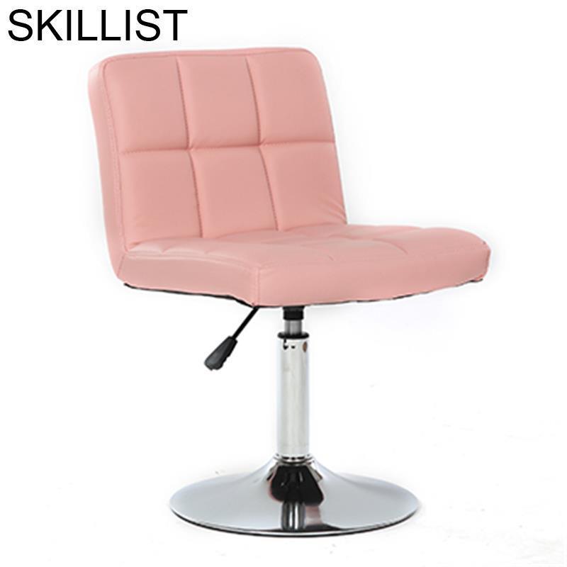 Silla Para Comptoir Taburete La Barra Sandalyesi Sgabello Stoelen Leather Stool Modern Tabouret De Moderne Cadeira Bar Chair