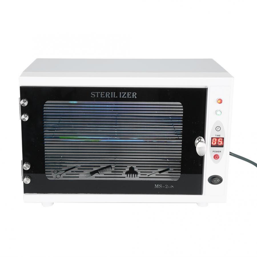 UK Plug 220V Sterilizer Disinfection Cabinet,13L UV Sterilizer Beauty Tool Disinfection Cabinet Sterilizing Machine
