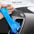 Популярный и Практичный Прочный высококачественный мягкий липкий клей для чистки автомобиля