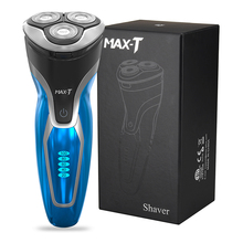 MAX-T RMS7109 Electric Shaver Washable Rechargeable 110-240V