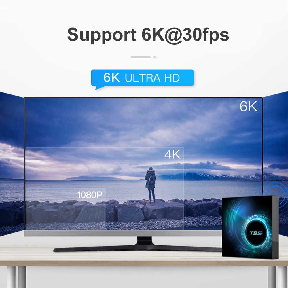 2020 جديد صندوق التلفزيون أندرويد 10.0 نيتفليكس يوتيوب HD 6K تي في بوكس أندرويد جوجل صوت مساعد LEMADO مربع التلفزيون الذكية 9 دعم إسبانيا