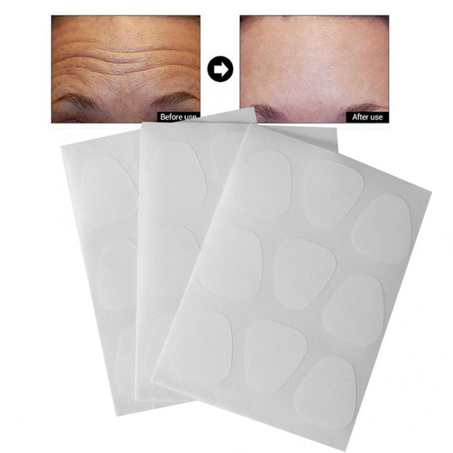 27pcs Facial Line Wrinkle Sagging Skin Lift Up Tape Frown Smile Lines Forehead Anti-Wrinkle Patches Anti-aging Sticker